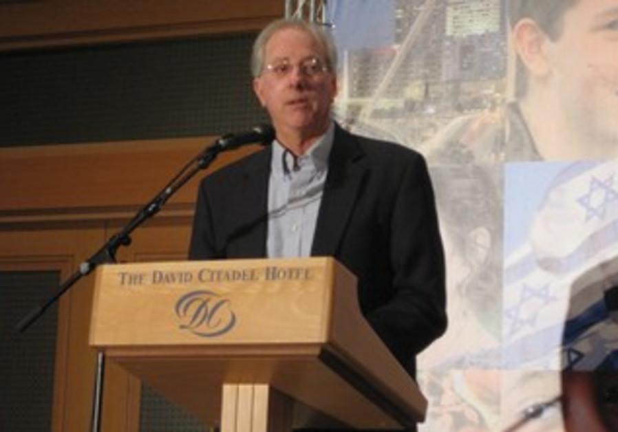 US envoy to the Middle East Dennis Ross in Jerusalem, November 10, 2013..
