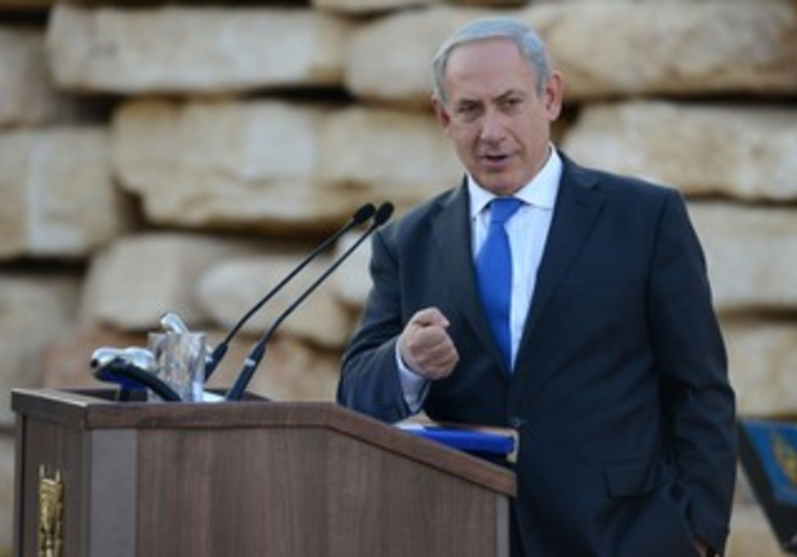 Jew Detector: PM Says Waiting For 'Palestinian Ben-Gurion' To End