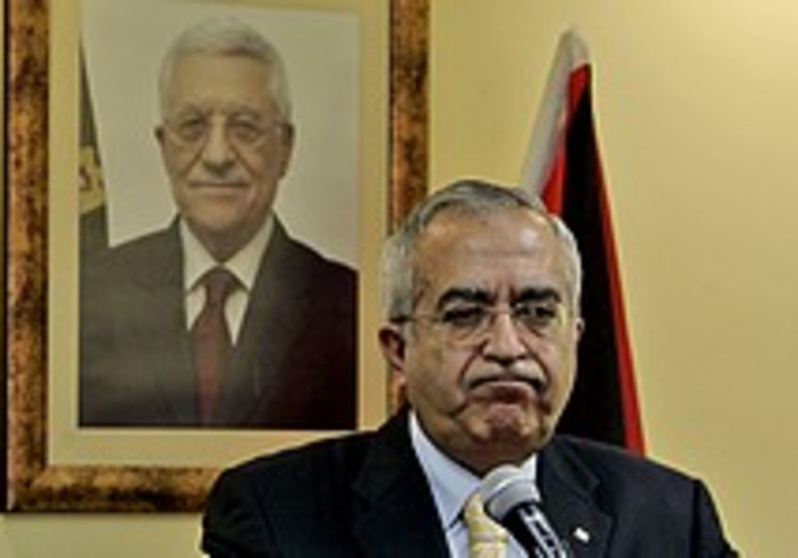 Fayad says he won't be part of new PA gov't