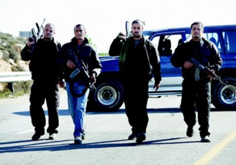Scène du film Bethlehem