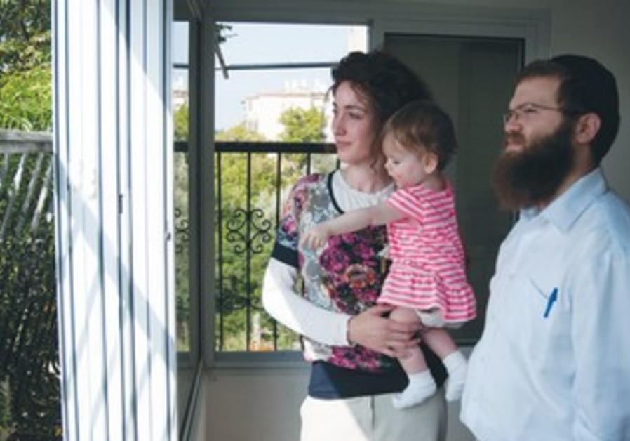 Haya and Avraham Hager of Kiryat Malachi