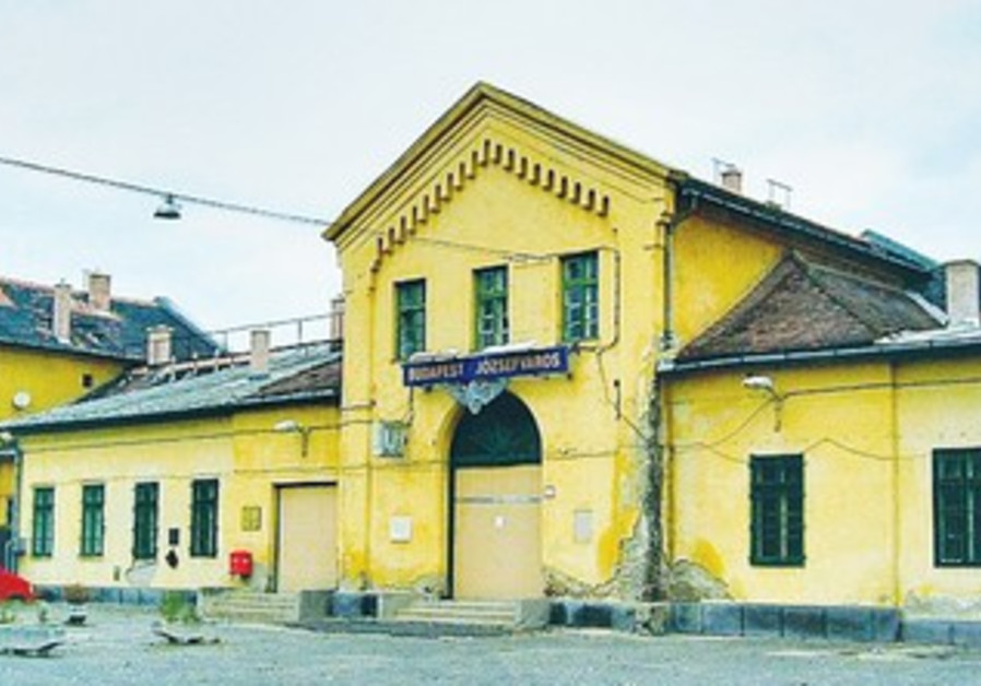 THE JOZSEFVAROS train station, used to send Jews to Auschwitz, will house a Holocaust museum.
