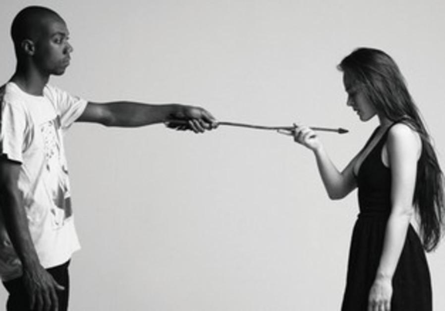 'ARROWED' by choreographer Bobbi Jene Smith.