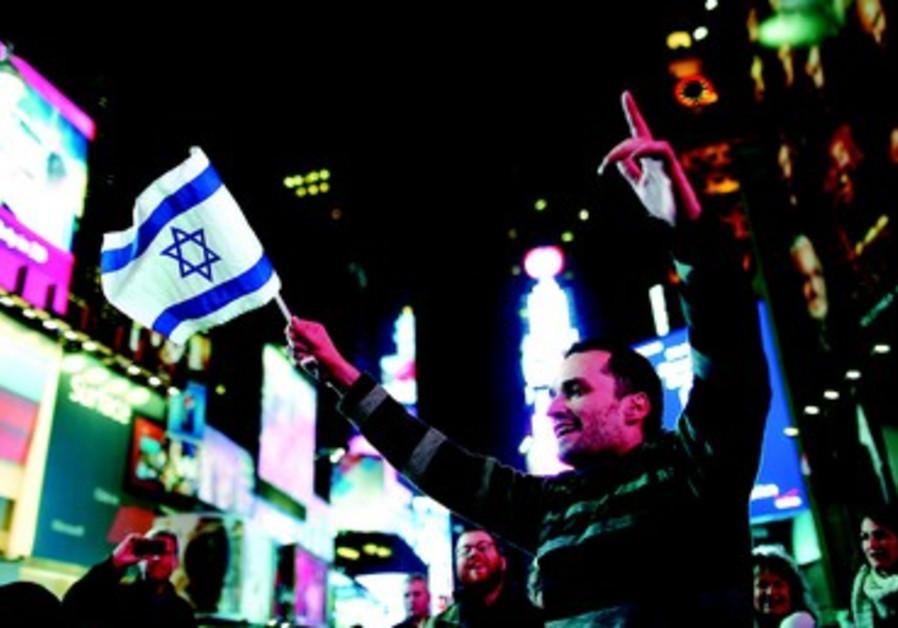 Un israélien à New-York : la communauté juive en plein essor.