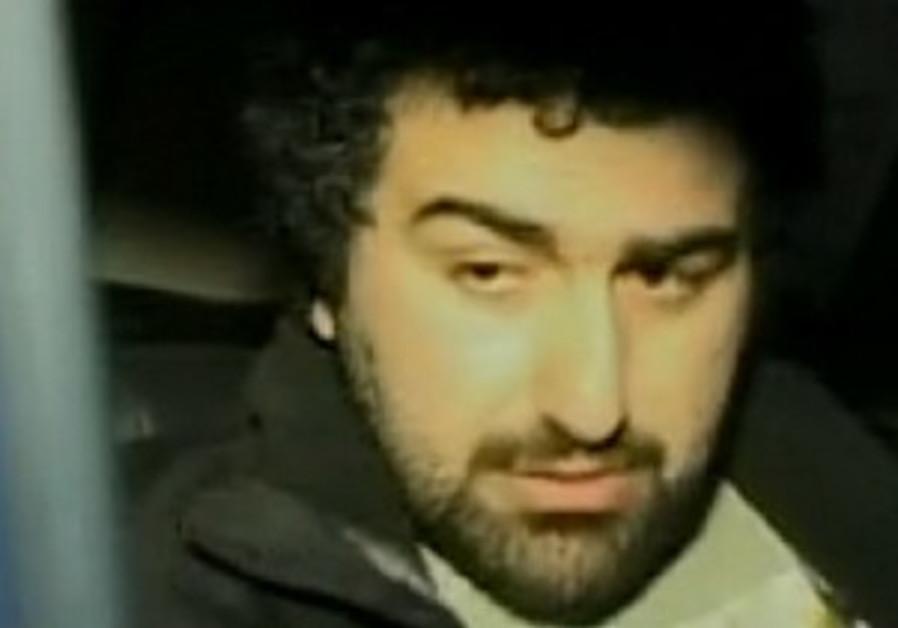 Hasan Faraji, a suspected Iranian Quds Forces operative.