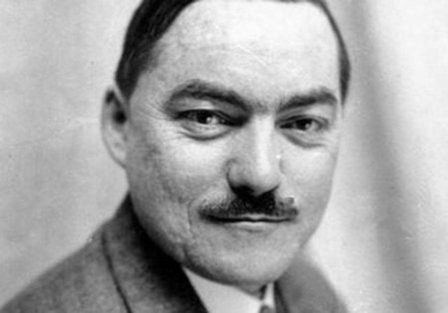 France's outspoken appeasement-promoter, socialist Marcel Déat.