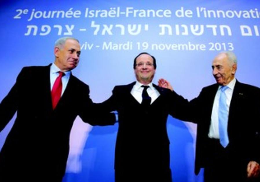 Succès pour cette 2ème journée Israël-France de l'innovation : pléthore de contrats ont été signés