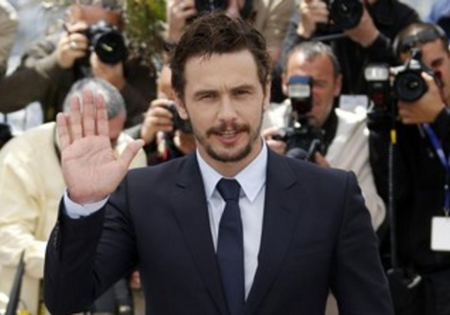 Director and actor James Franco