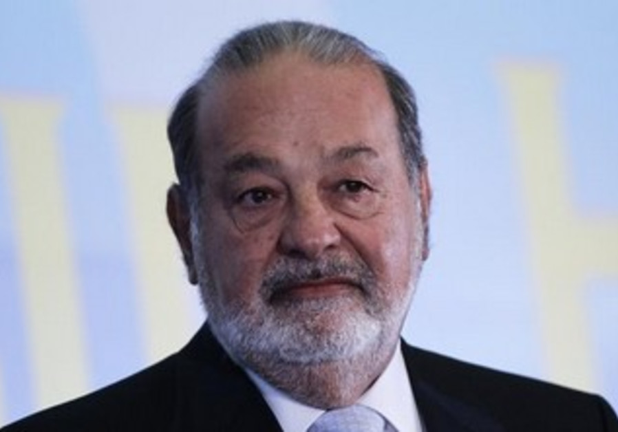 Mexican billionaire Slim: We want to invest more in Israel
