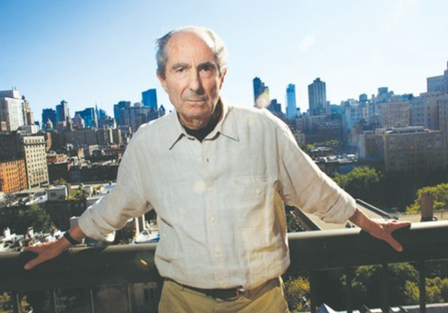 Philip Roth , one of many Jewish authors who have explored controversial issues of sexuality.