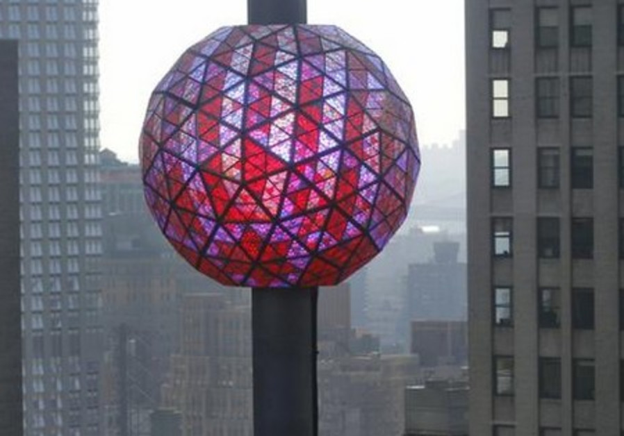 New Year's Eve Ball