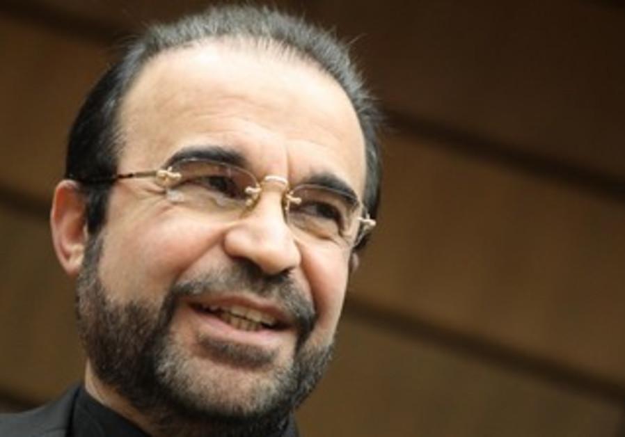 Iran's ambassador to the International Atomic Energy Agency (IAEA) Reza Najafi