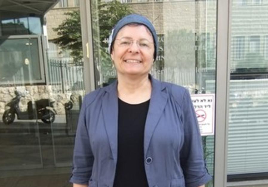 Dr. Cahtia Adelman.