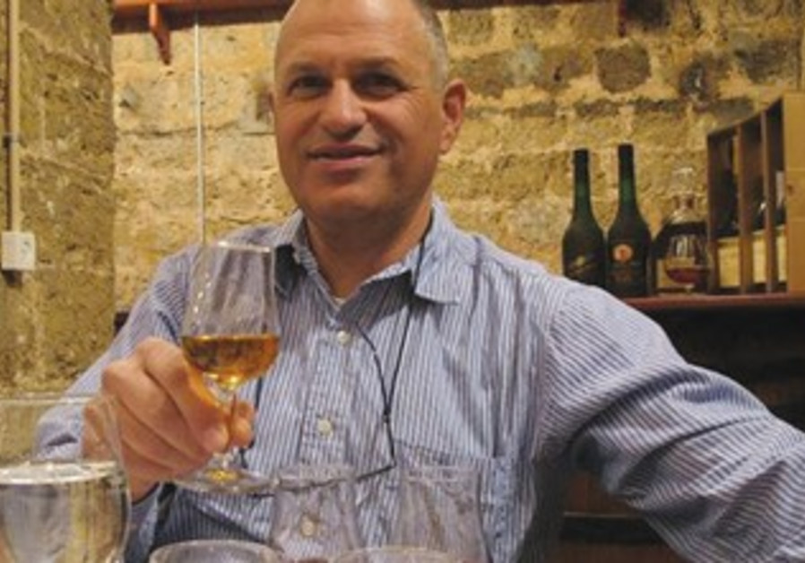 Perlmutter has now become a wine tourism guru, offering advice to the best wineries