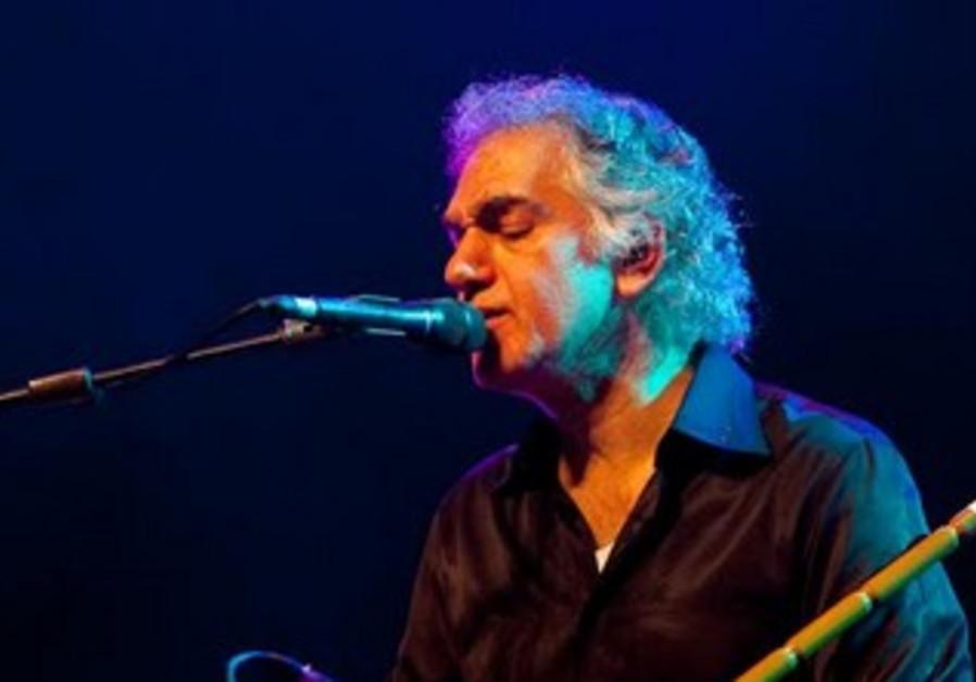 Turkish-born longtime US-resident multi-instrumentalist Omar Faruk