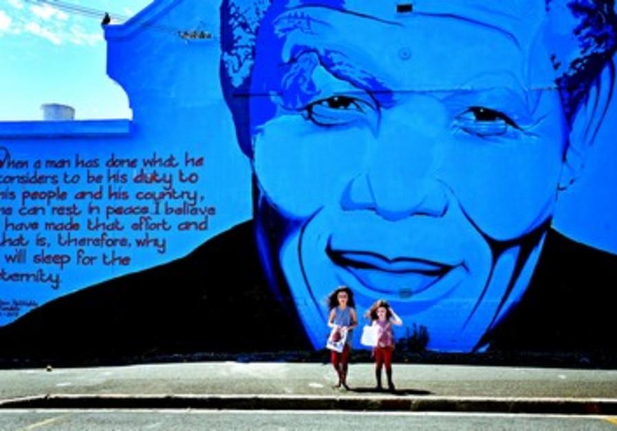 Le monde entier rend hommage à Mandela
