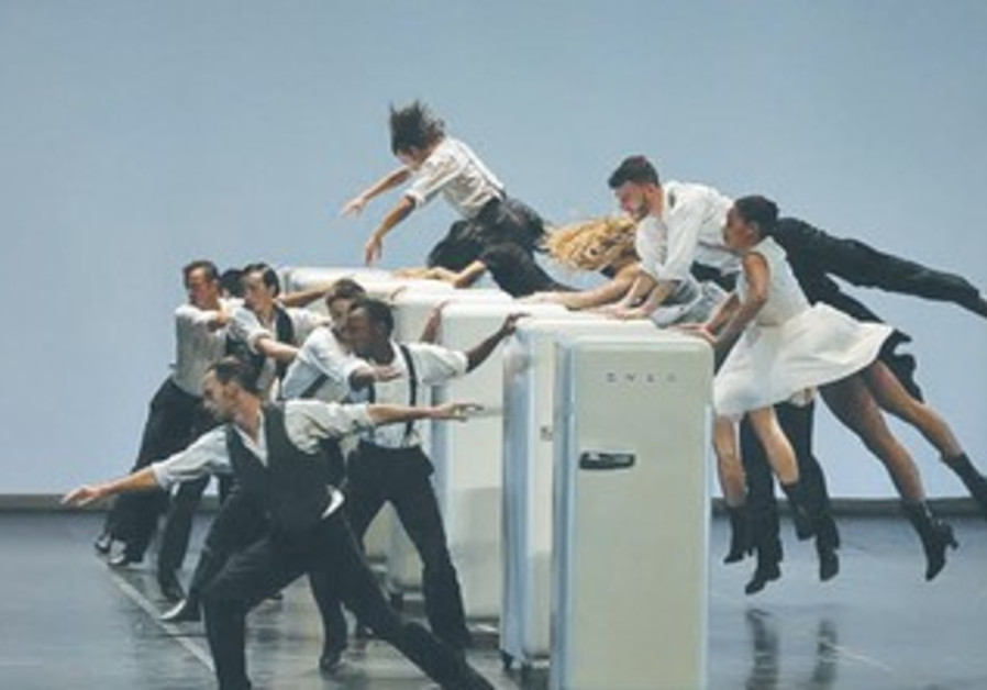 National ballet company of Marseilles's rendition of 'Titanic.'