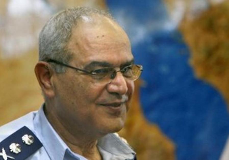 Former IDF chief of staff Dan Halutz