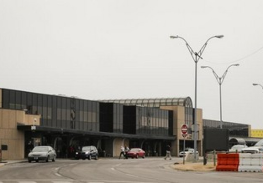 The Mid-Continent Airport in Wichita, Kansas