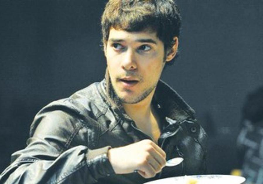 Israeli actor Moti Lugassi