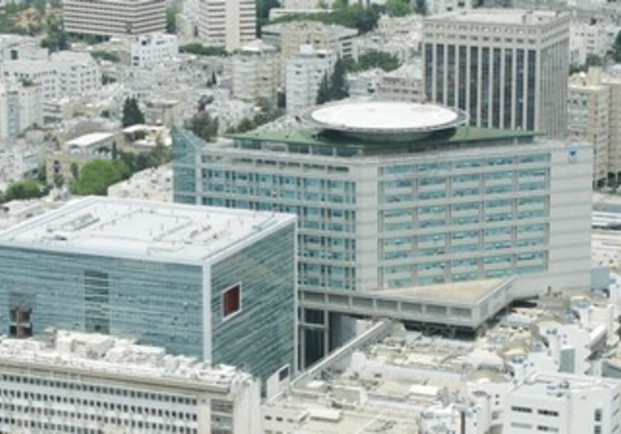 THE SOURASKY Medical Center in Tel Aviv.