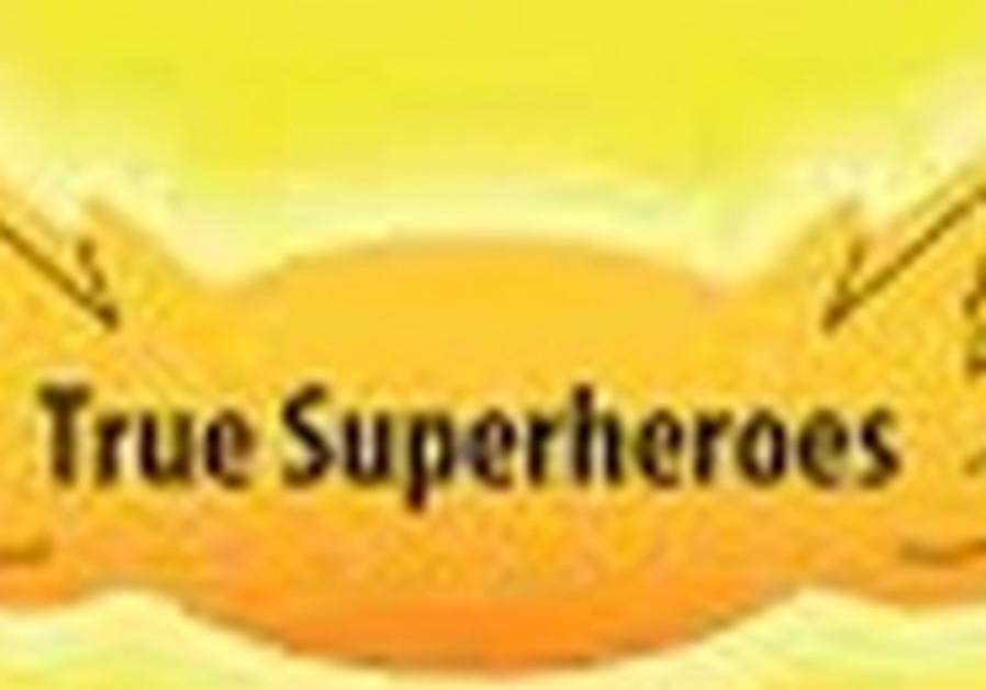 Shalva's True Superheroes