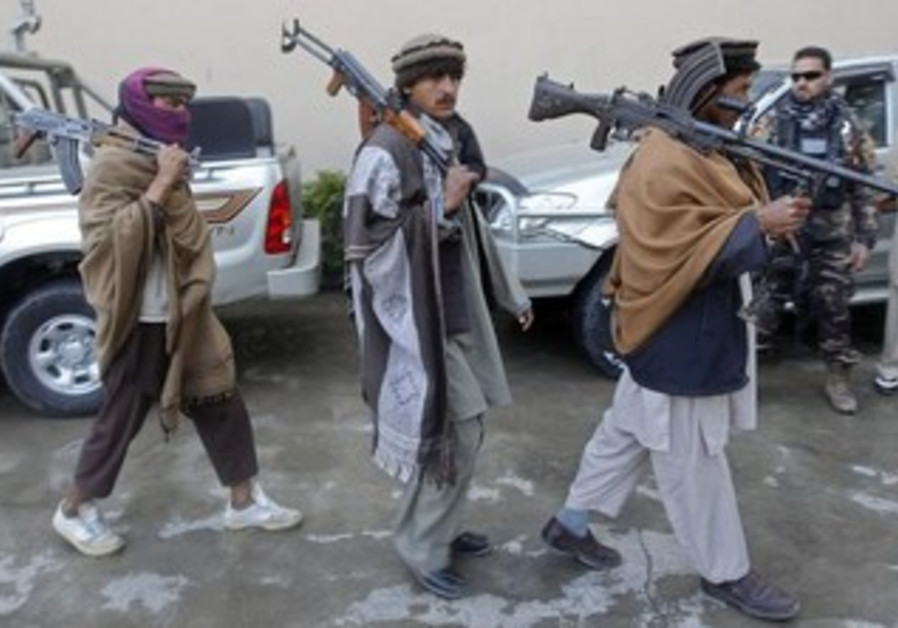 Members of the Taliban.