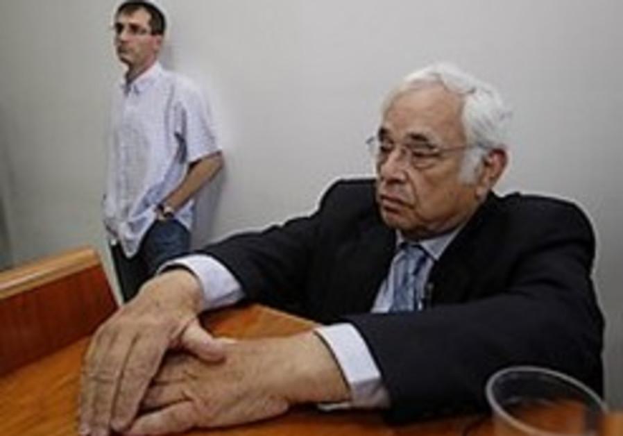 NY grand jury considers indicting Talansky on bribery charges