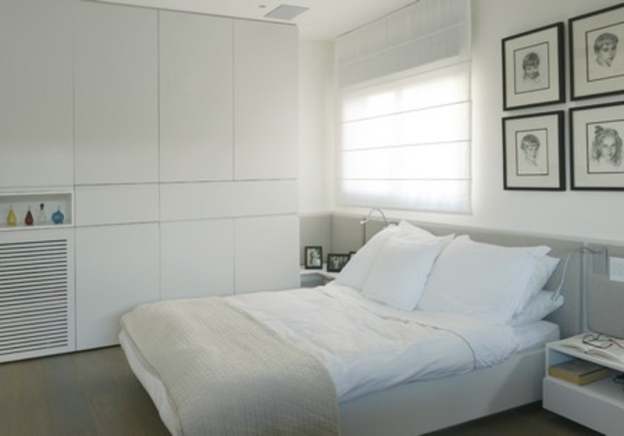The Vagos' master bedroom.