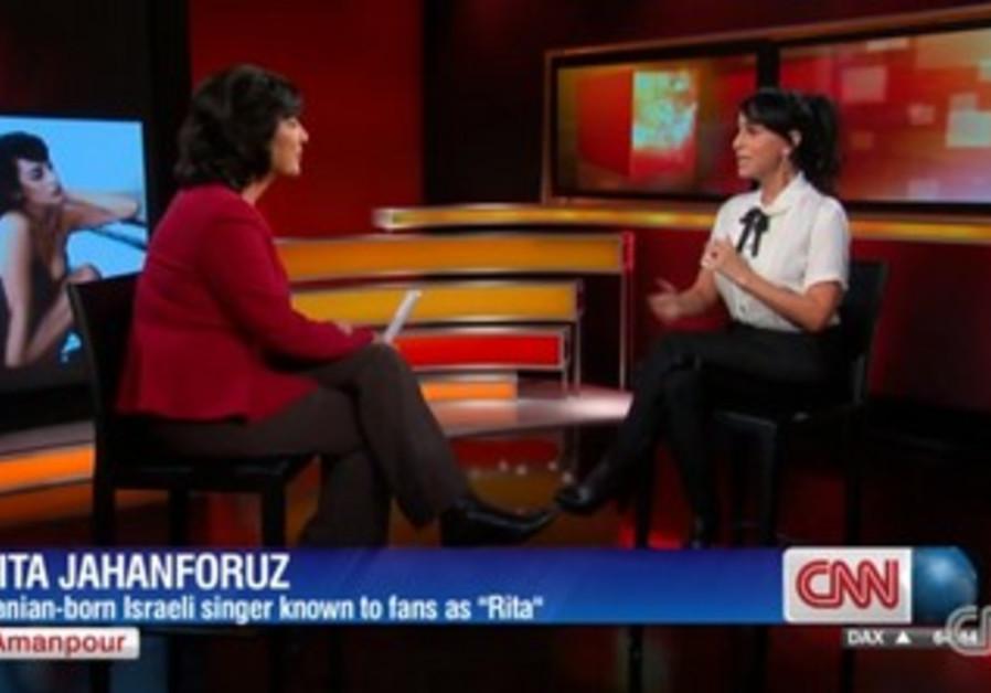 Rita on CNN