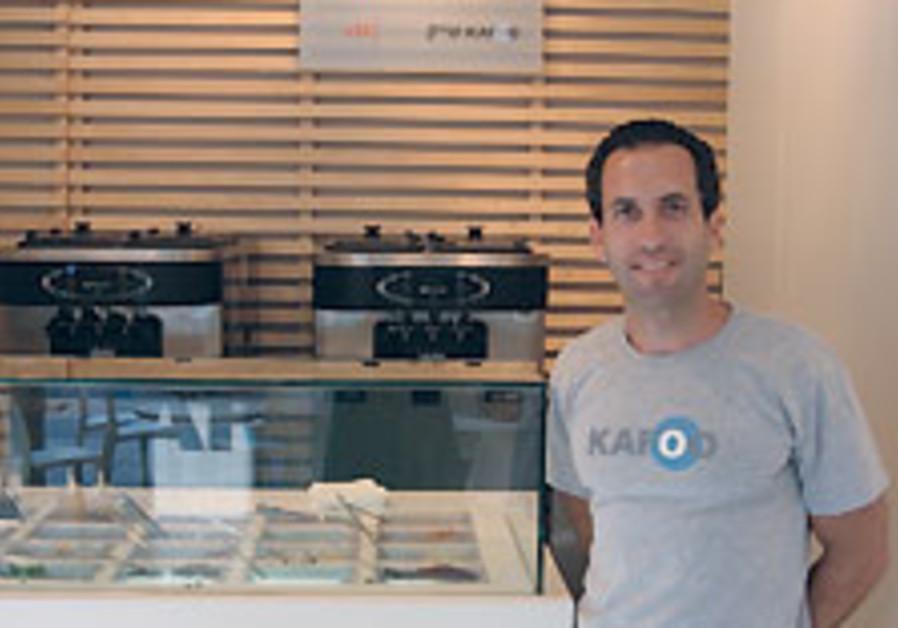 Kafoo cools down Tel Aviv
