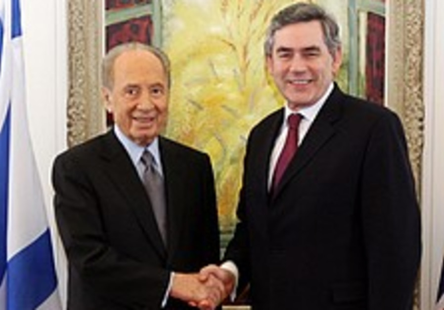 Olmert: Agreement with PA by end of 2008
