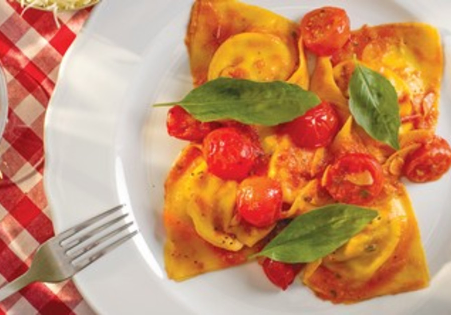 Ravioli is the perfect comfort food on a cold winter night