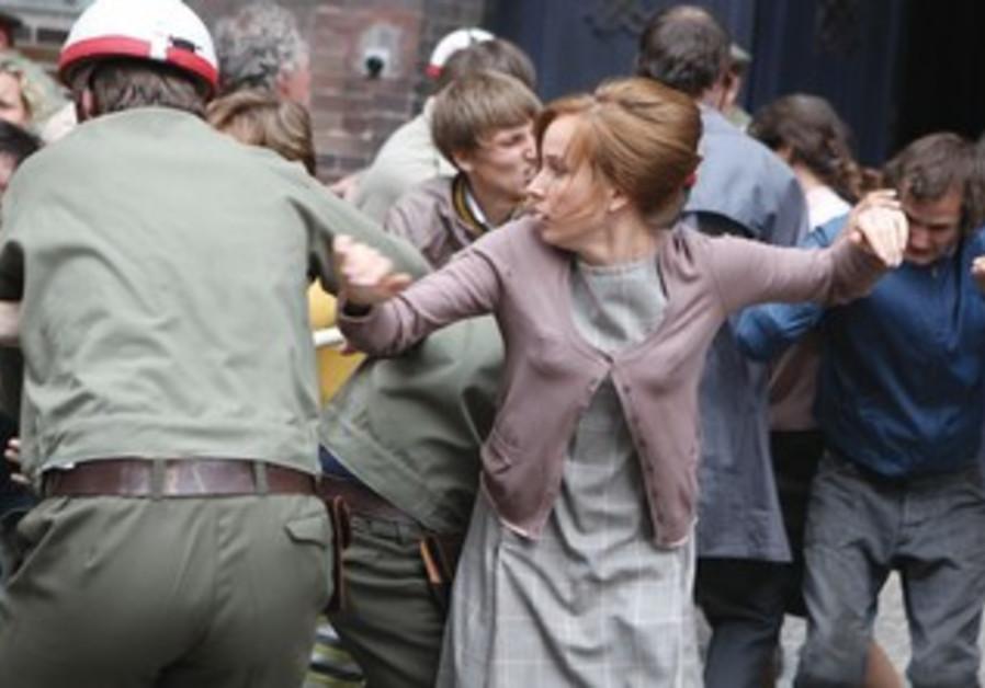 Agnieszka Holland's HBO docudrama 'Burning Bush.' (