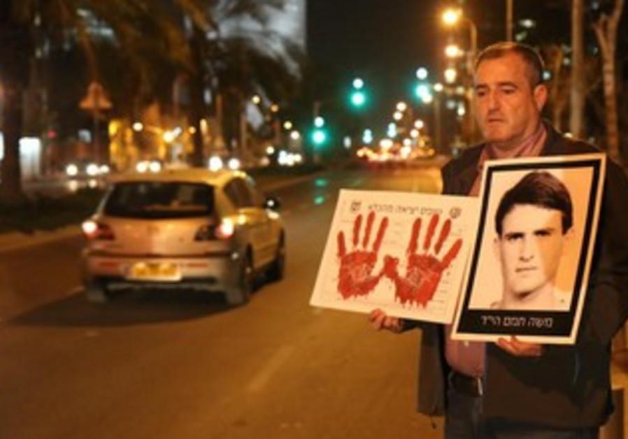 Prisoner release protests