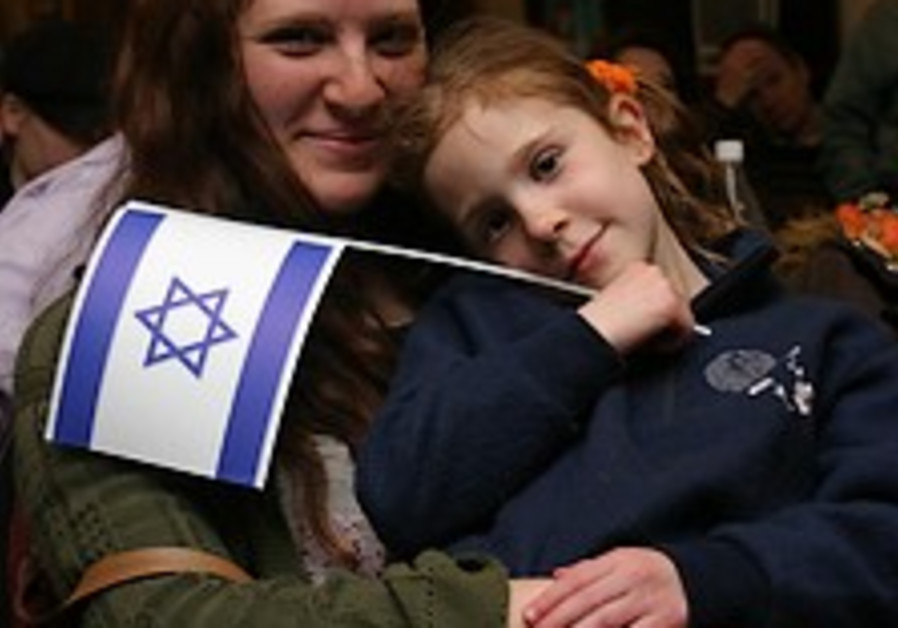 'Peace index': Israelis feeling safer