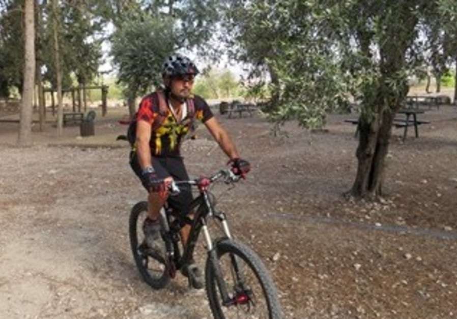 New Cycle Paths in Ayalon-Canada Park-1