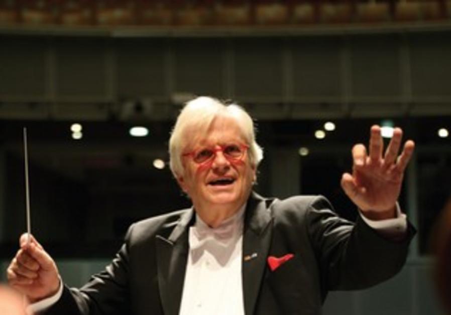 Conductor Justus Frantz