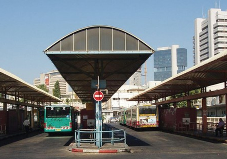 TheThe Tel Aviv Central Bus Station was renovated in 1993.