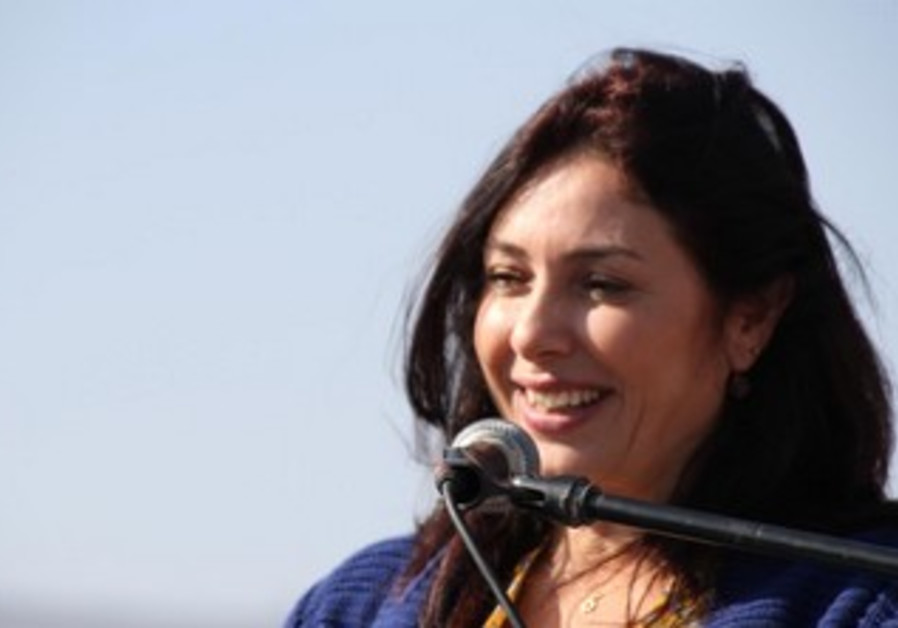 Miri Regev January 2 2014