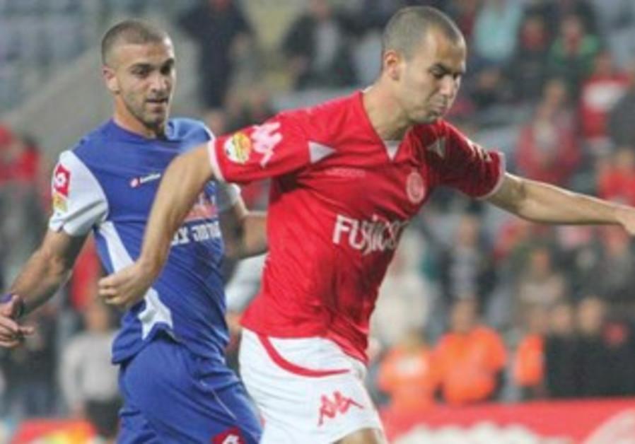 Hapoel Tel Aviv midfielder Gili Vermut