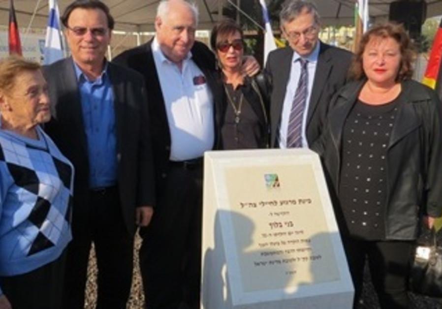 Green Spot Inaugurated at IDF-1