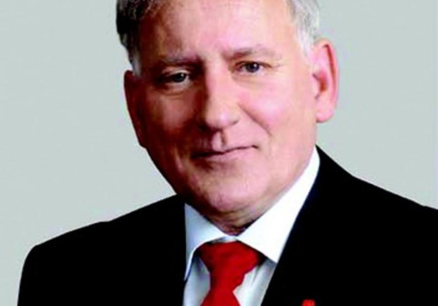 Yaïr Seroussi; Président de la banque Hapoalim