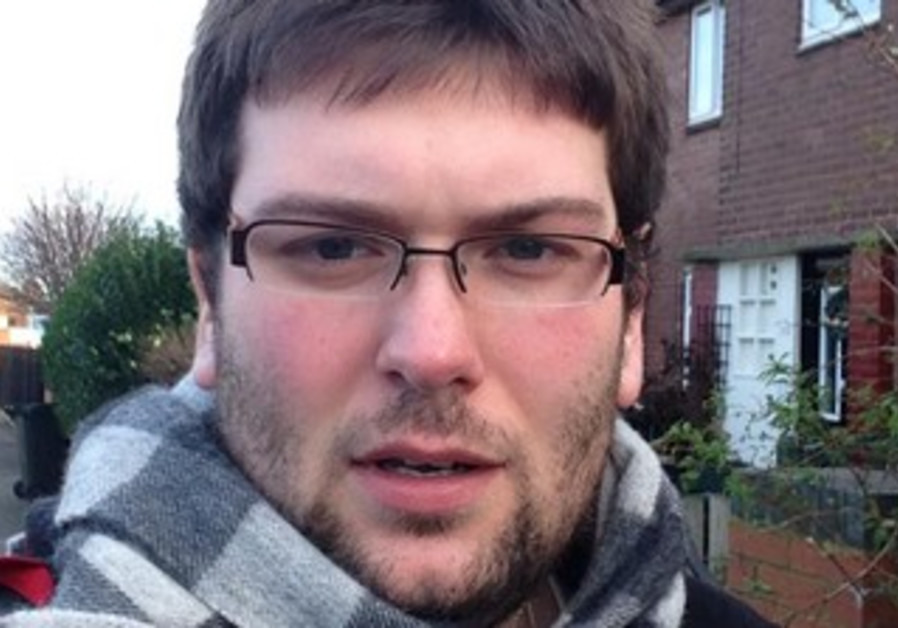British student and activist Gary Spedding.