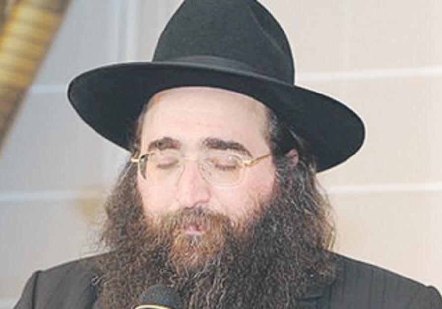 Rabbi Yeshayahu Pinto