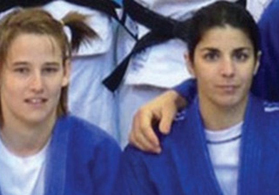 Amelie Rosseneu (left) and Roni Schwartz.