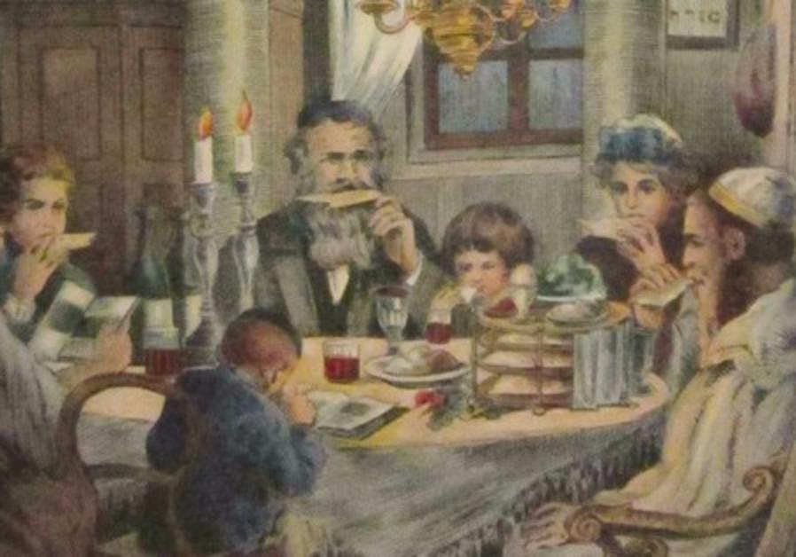 PASSOVER HAGGADA, 1930