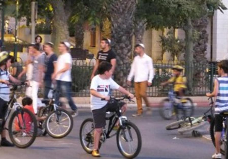 Yom Kippur bikes