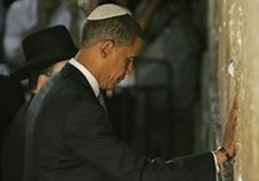 Between the Lines: When the media loved Olmert, and why Obama has got a prayer