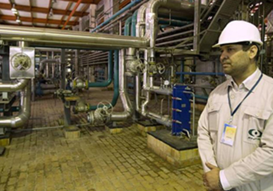 Bushehr nuclear Iranian